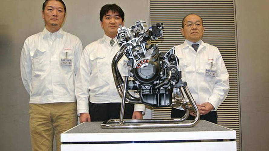 Honda plans new 400cc range