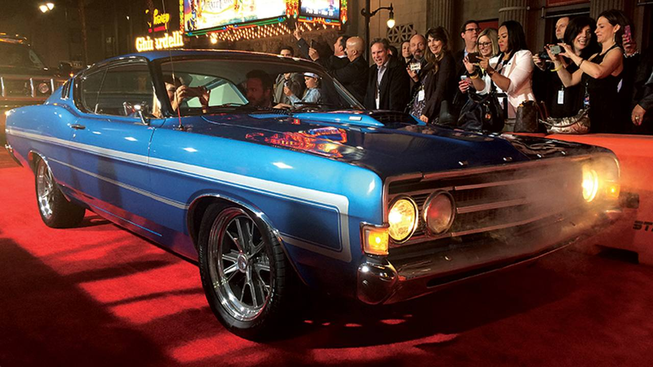 Need For Speed Hollywood Premier
