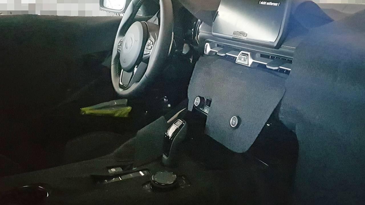 Toyota Supra 2019 - Novo flagra
