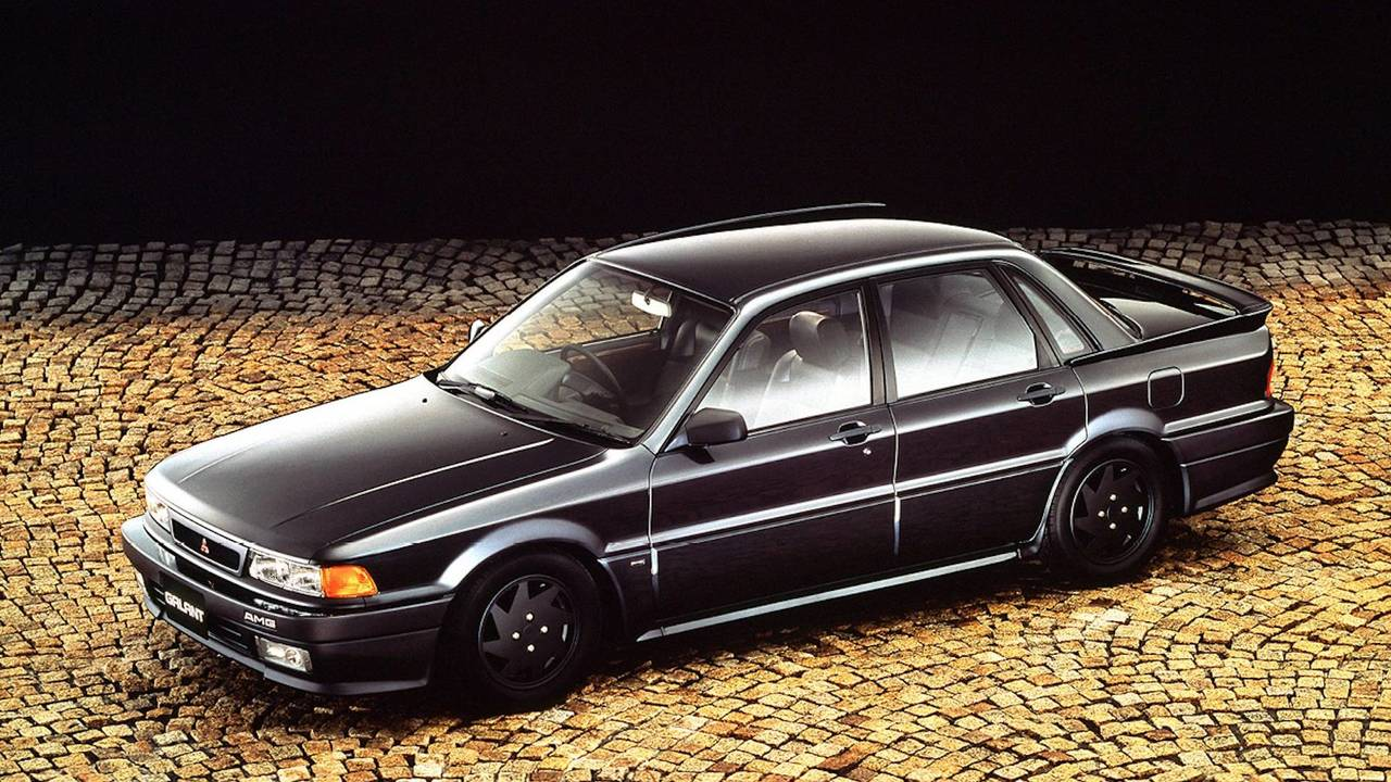 Mitsubishi Galant – AMG