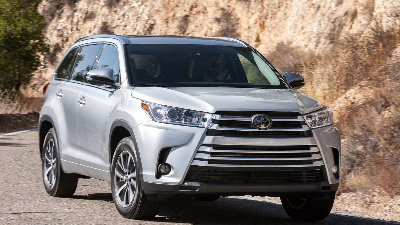 5th place: Toyota (1.14 million sales in 2017)