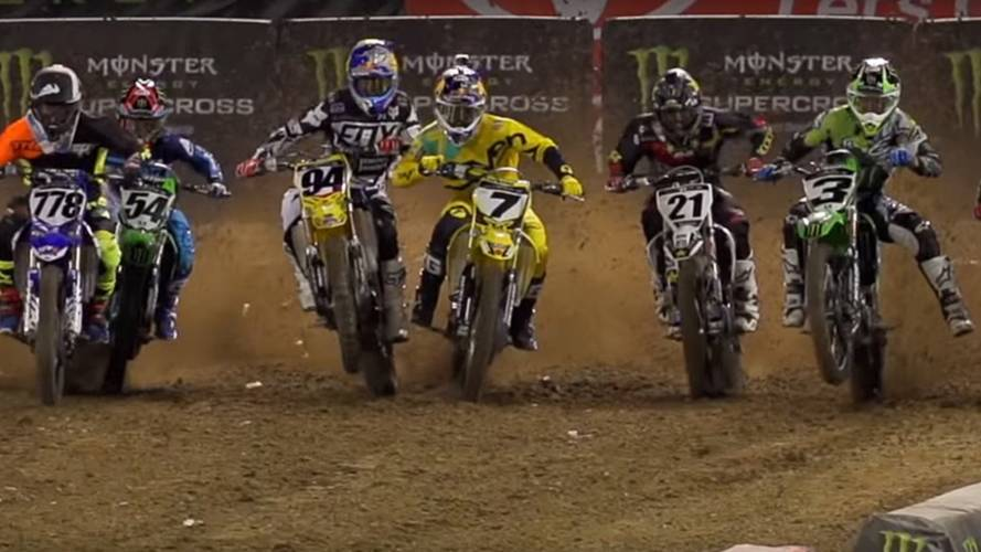 Video of the Day: 2017 AMA Supercross Season Preview
