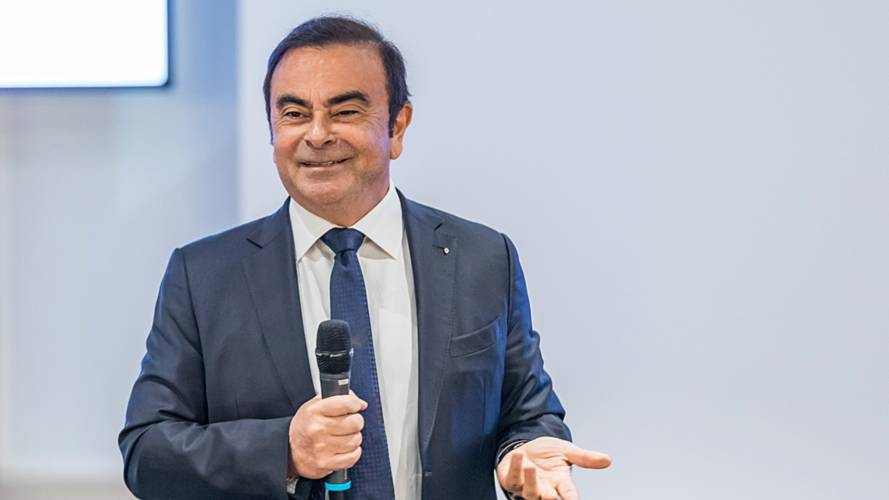Carlos Ghosn arrested for under-reporting income