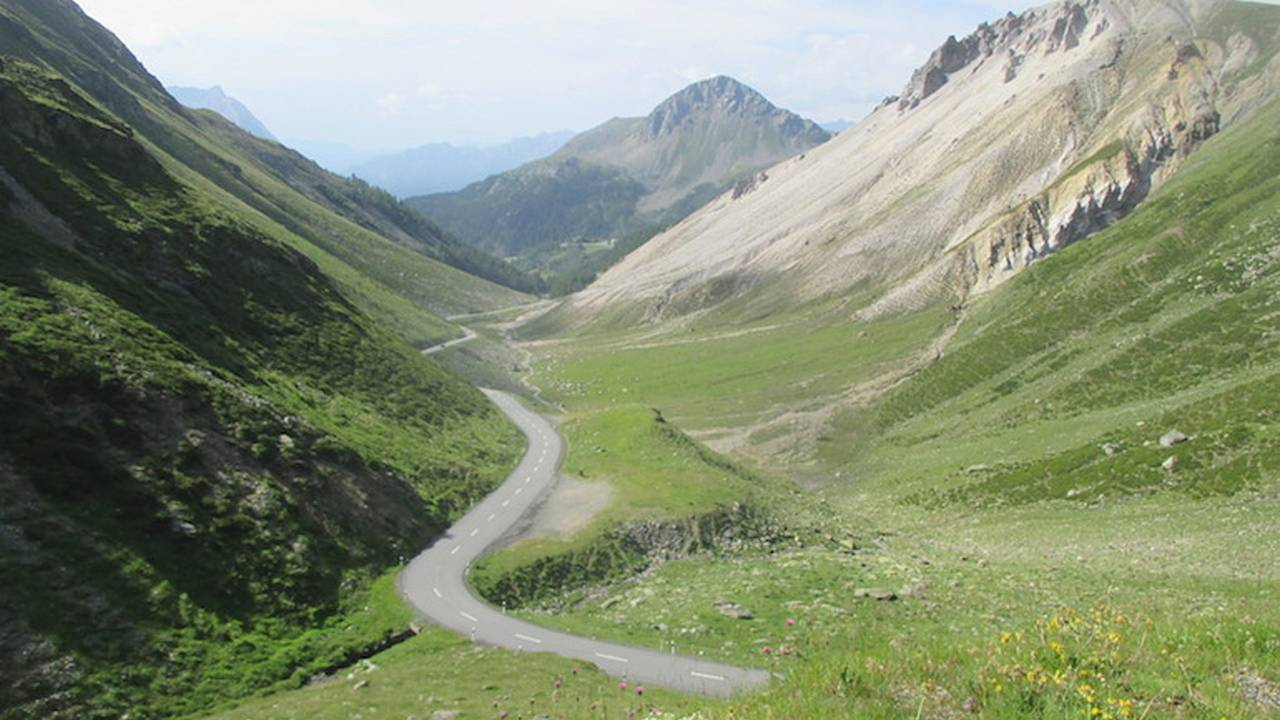 Rider Destinations: The Mountains of Italy