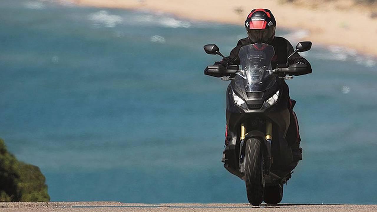 Honda Confirms New X-ADV Adventure Scooter