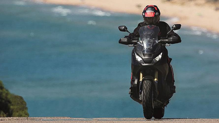 Honda Confirms New X-ADV Adventure Scooter