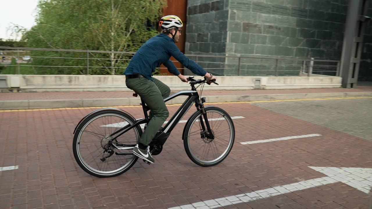 BMW Active Hybrid bicicleta eléctrica