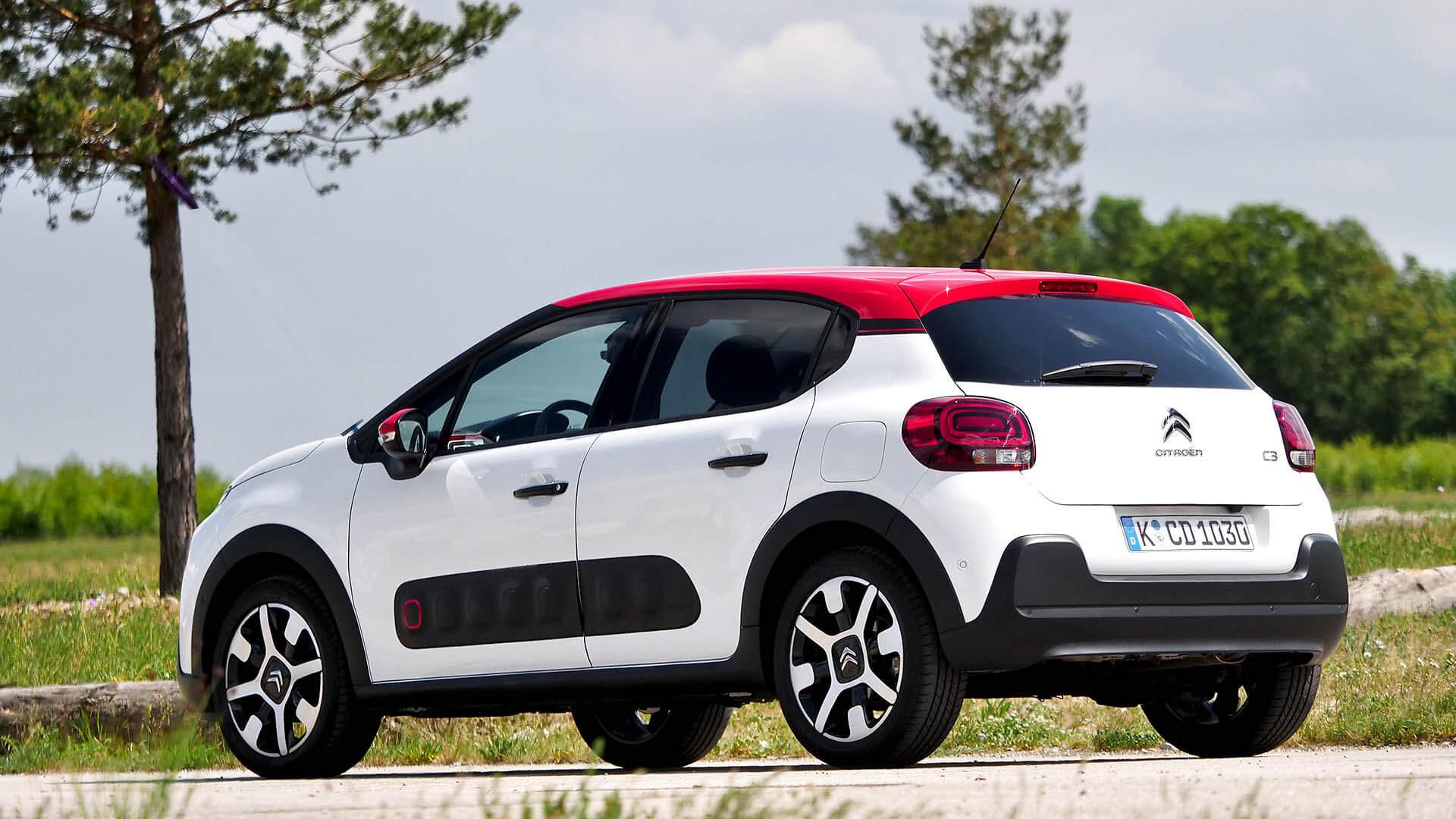 Test: Citroën C3 (2018) mit 110-PS-Turbobenziner und Automatik