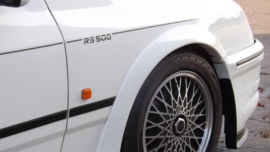 Fotos Ford Sierra Cosworth RS500 (1987)