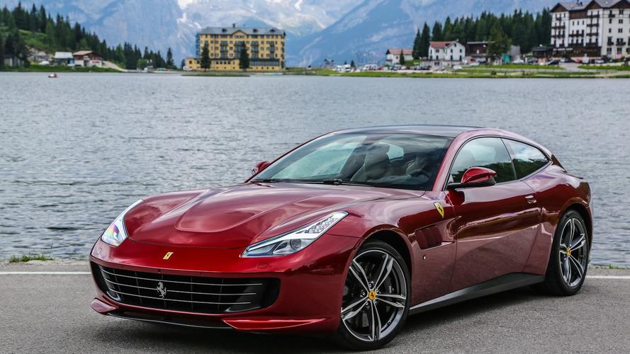 Ferrari GTC4Lusso'nun Türkiye fiyatı belli oldu