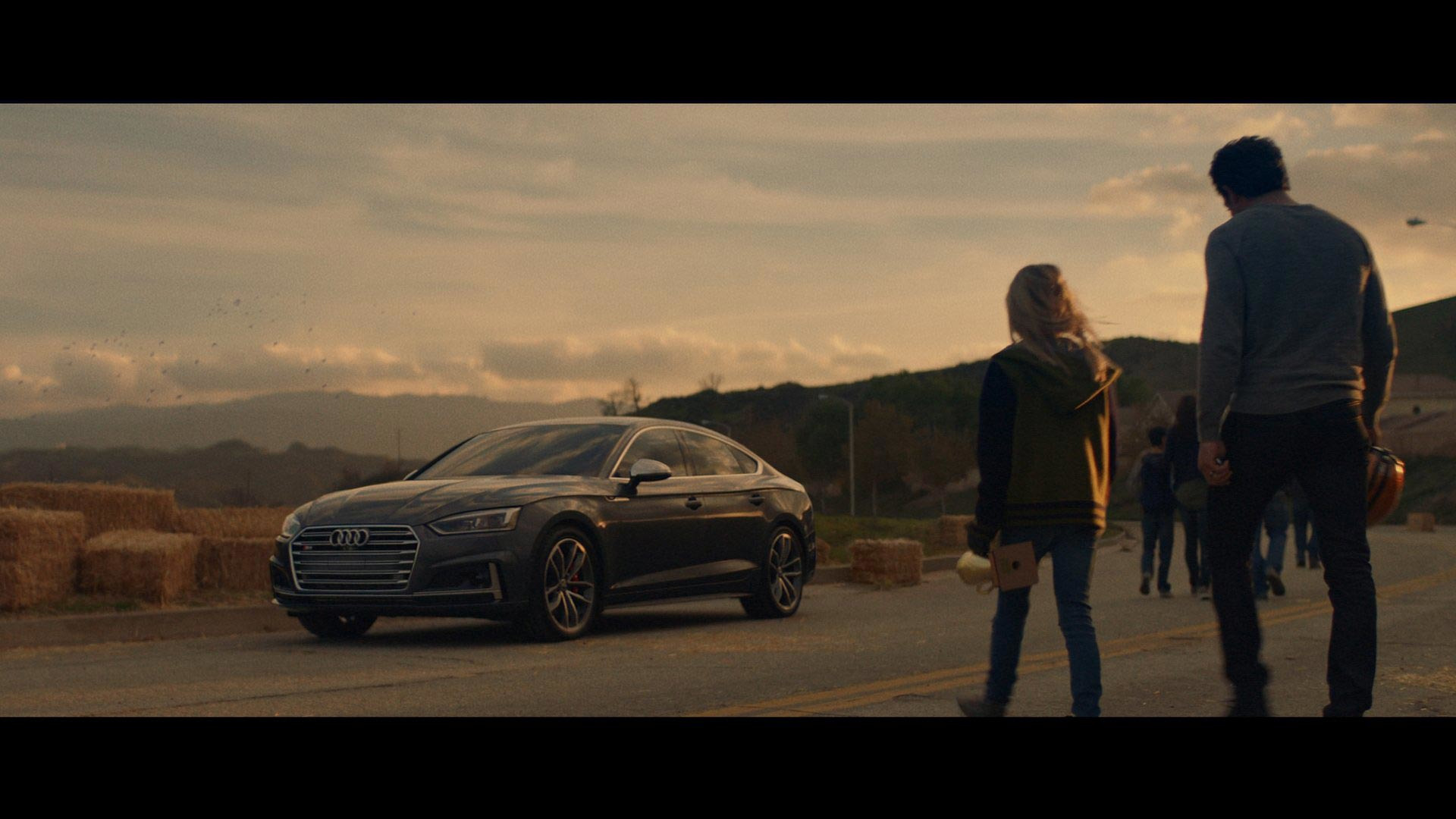 Audi Super Bowl Spot Advertises Equality Over New S Sportback - Audi car commercial