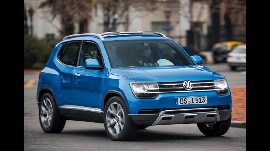VW pode se unir à chinesa Great Wall para produzir SUVs de baixo custo