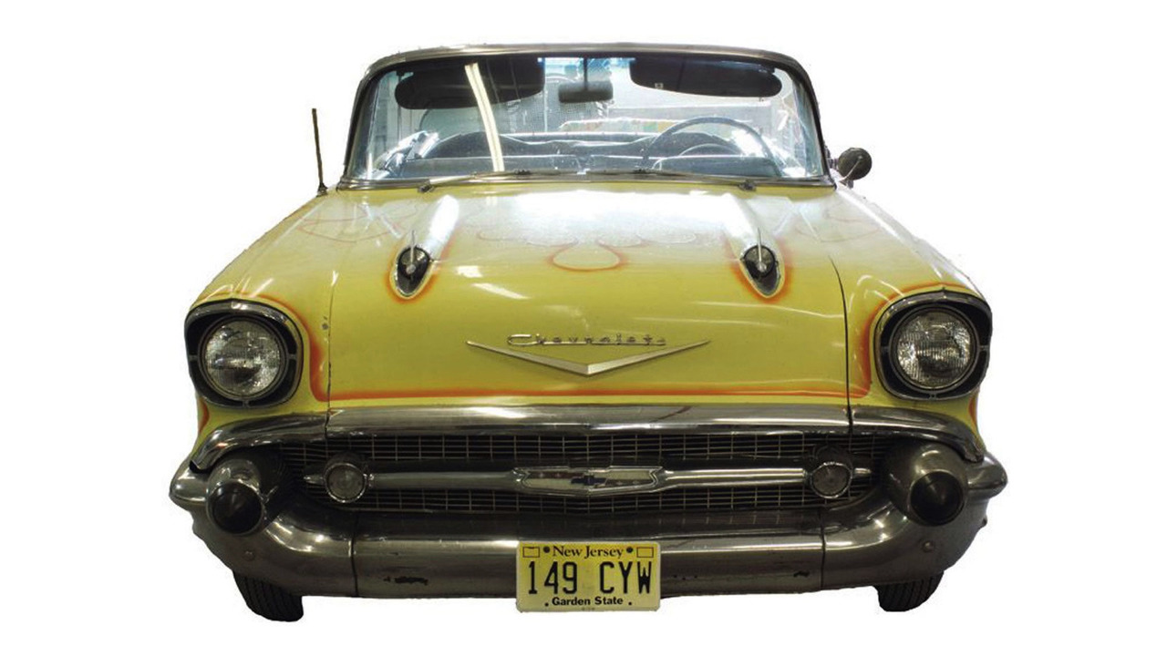Bruce Springsteen Chevy Bel Air