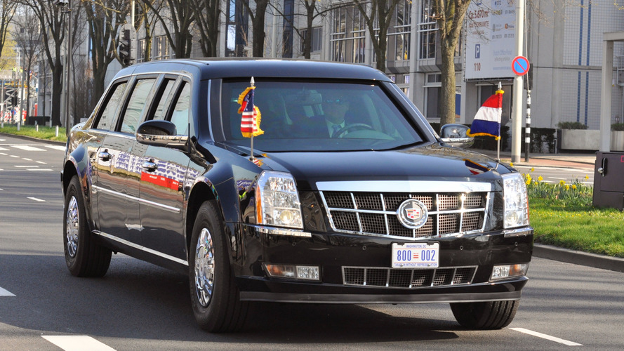 """""""The Beast"""", la voiture des présidents américains, change de propriétaire"""