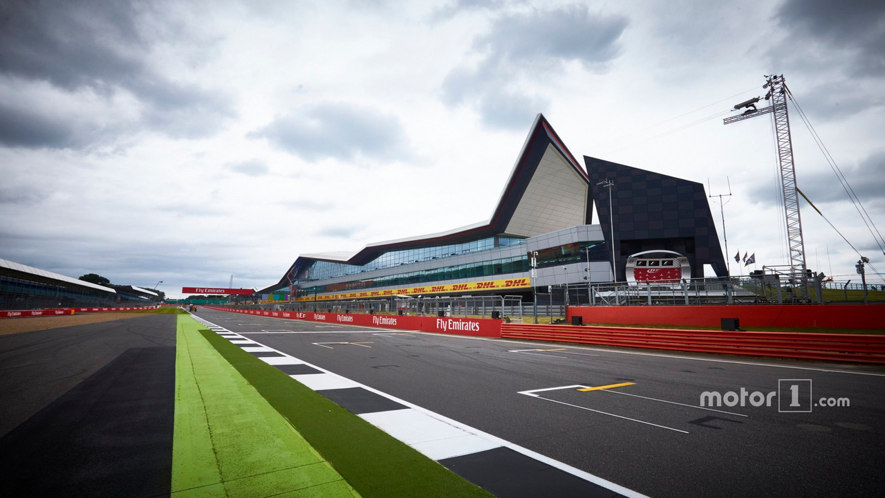 Enjoy some of the Silverstone atmosphere