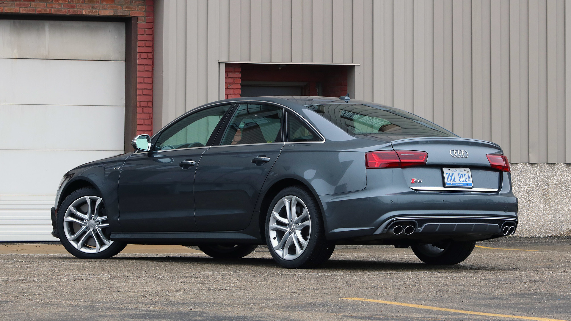 Audi S Review Devour Freeways Without Breaking A Sweat - Audi s6 review