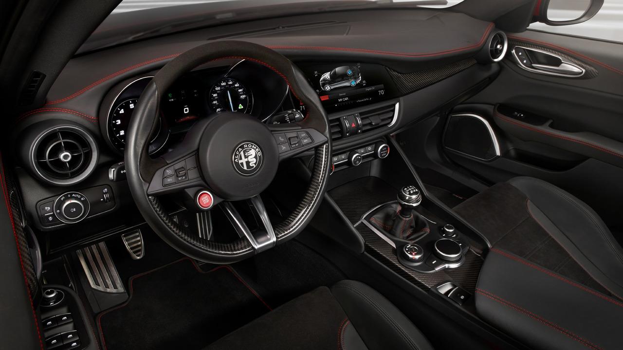 Essai - Alfa Romeo Giulia Quadrifoglio