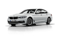 2017 BMW 520d EfficientDynamics