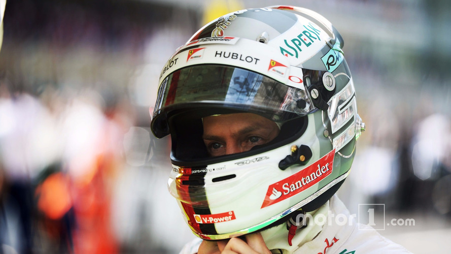 Vettel sends letters of apology to FIA, Whiting