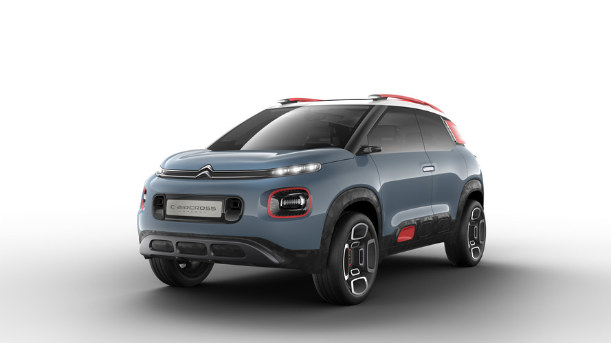 Novo C3 Aircross nascerá na China em 2018
