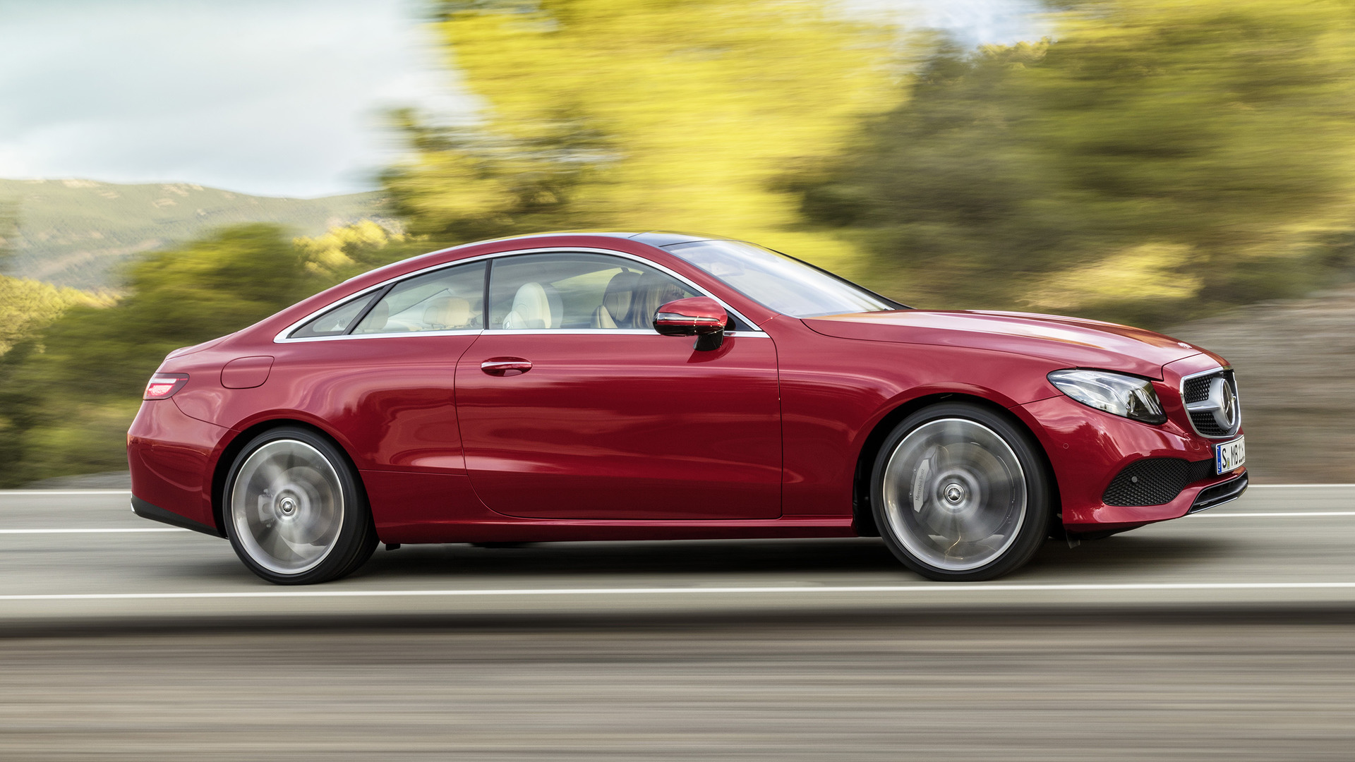 2018 Mercedes Benz E Class Coupe A Menage A Trois Of Luxury
