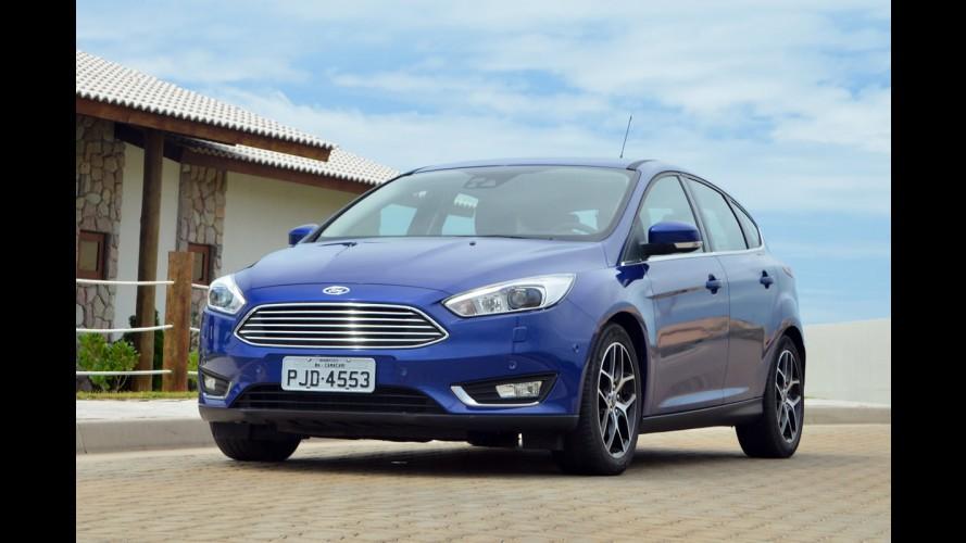 Pré-venda do novo Focus terá desconto para donos de modelos 2014 e 2015