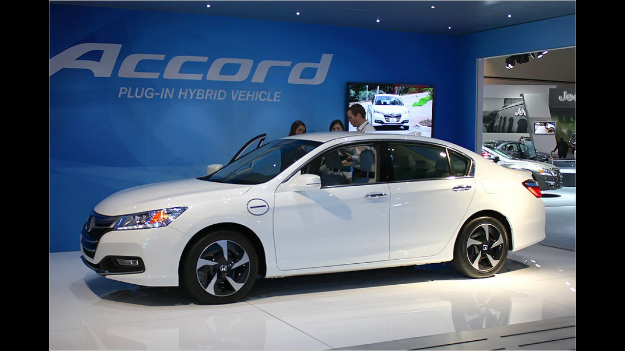 Honda Accord Plug-in-Hybrid