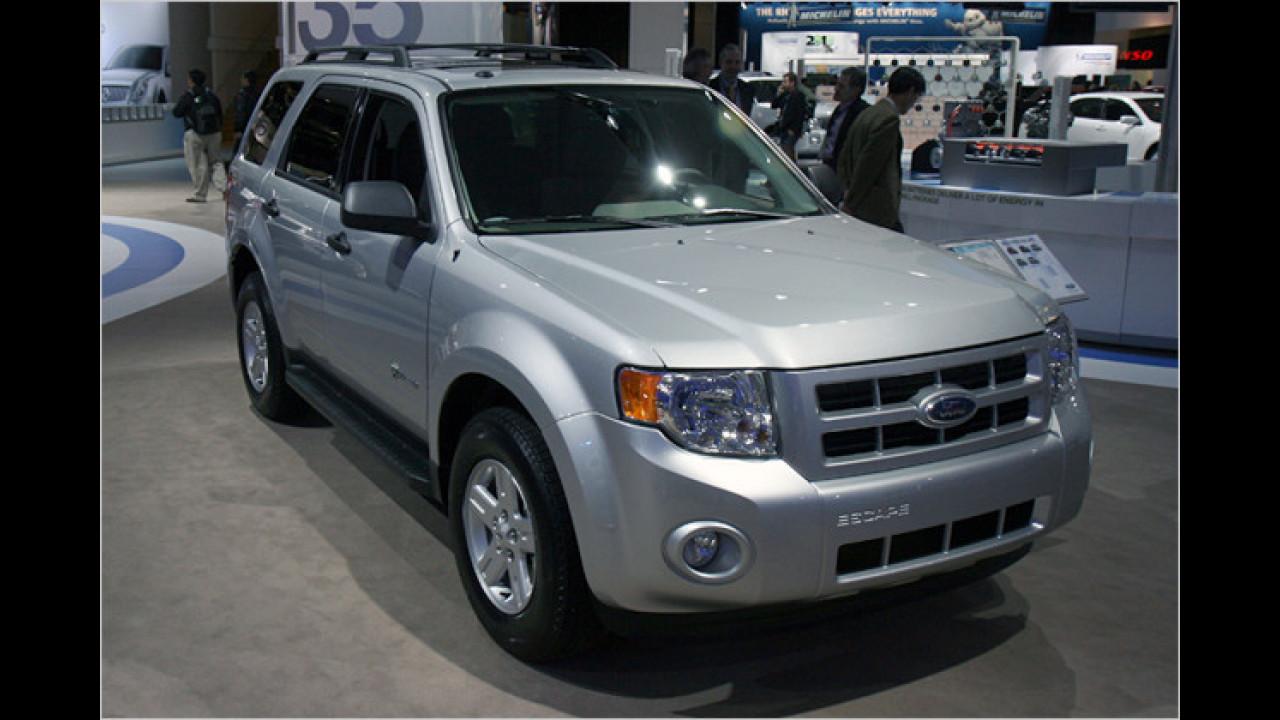 Platz 8: Ford Escape