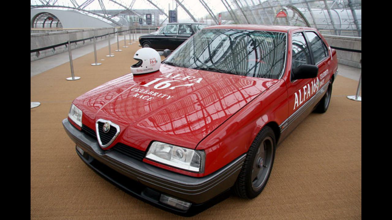 Alfa Romeo 164 (1988) von Fritz Wepper