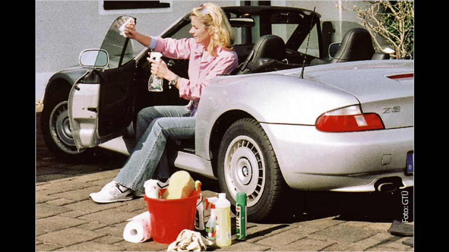 Praktische Tipps für den automobilen Frühjahrsputz