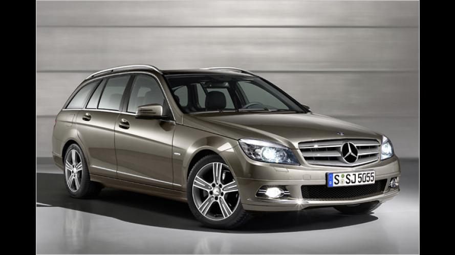 Neues Sondermodell: Special Edition der Mercedes C-Klasse