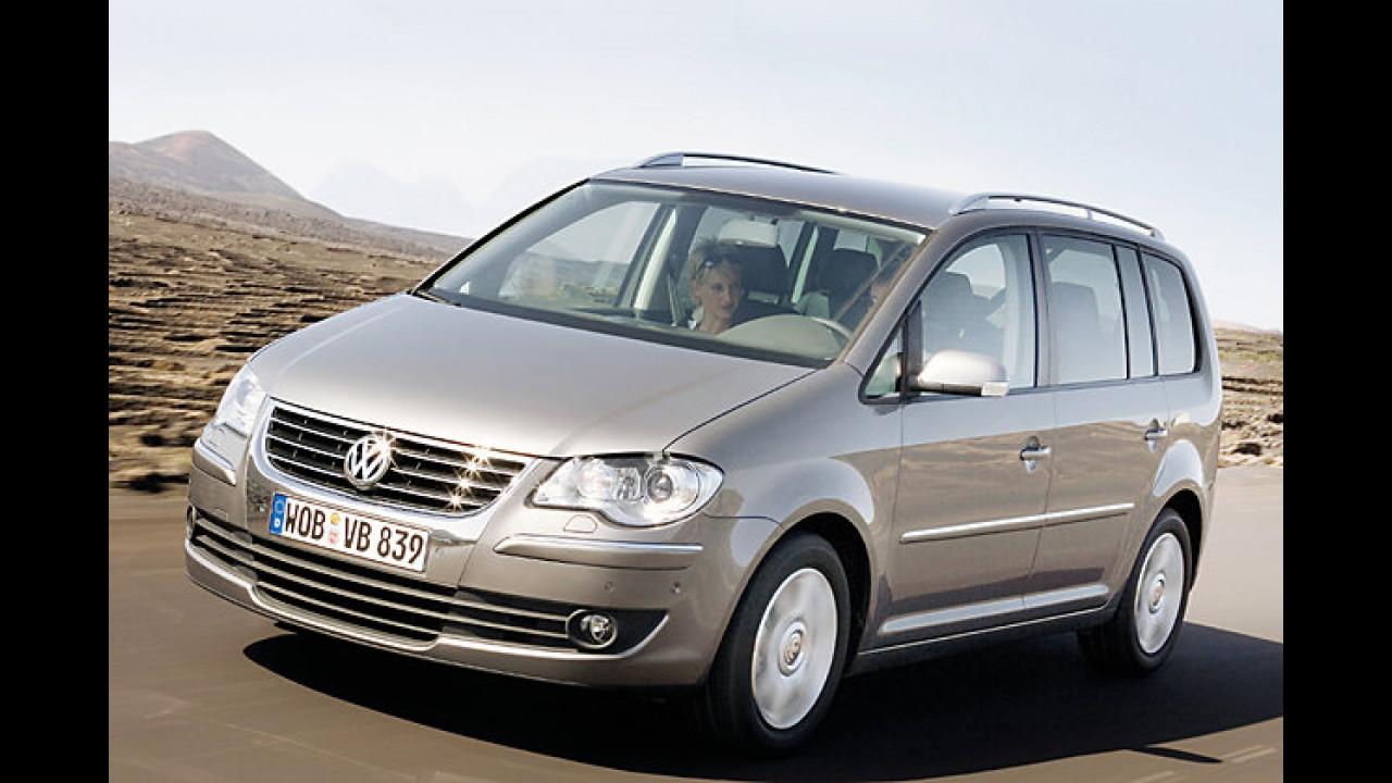 Vans: VW Touran