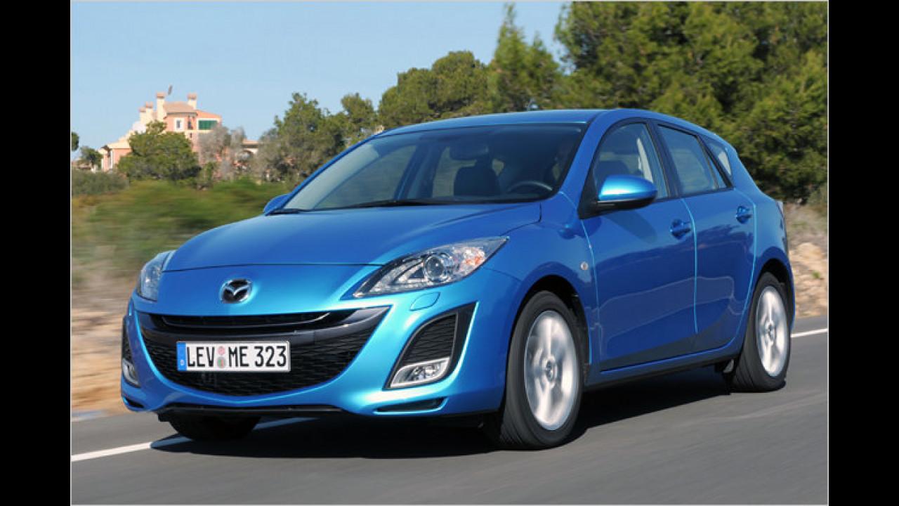Mazda 3 1.6 CD Prime-Line DPF