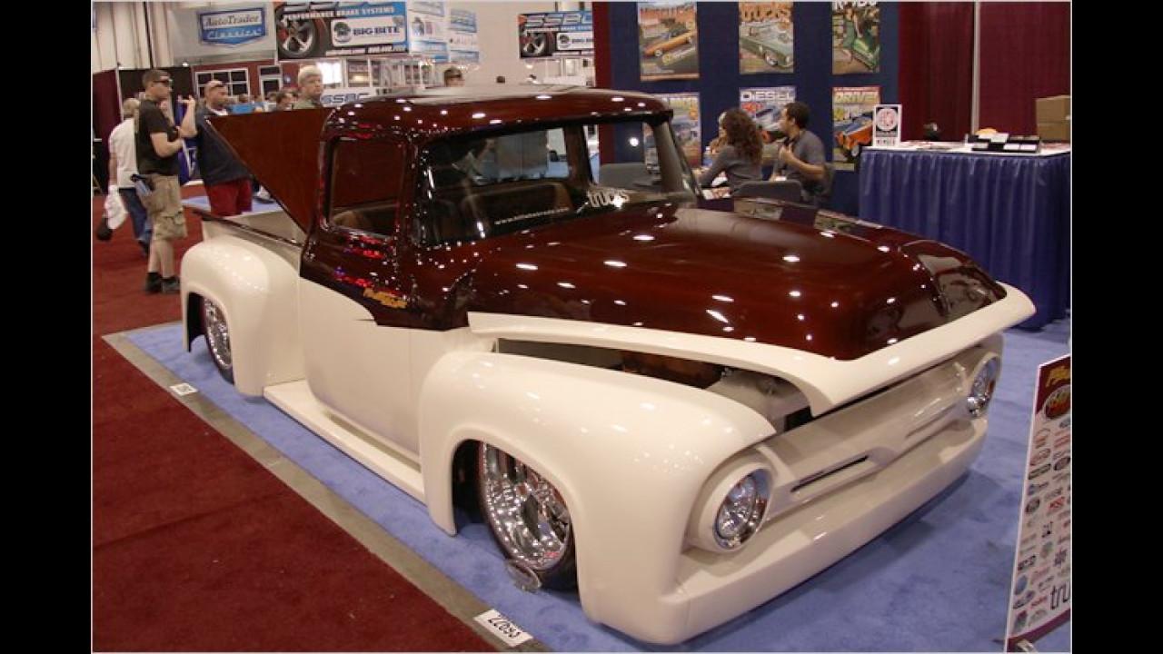 Ford F100 Truck von 1956
