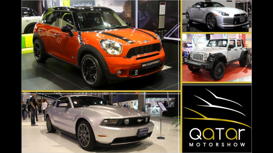 Qatar Motor Show 2011: Die Highlights