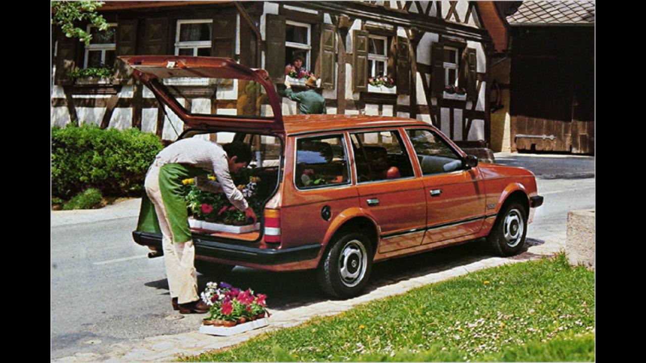 Opel Kadett D Caravan (1979)