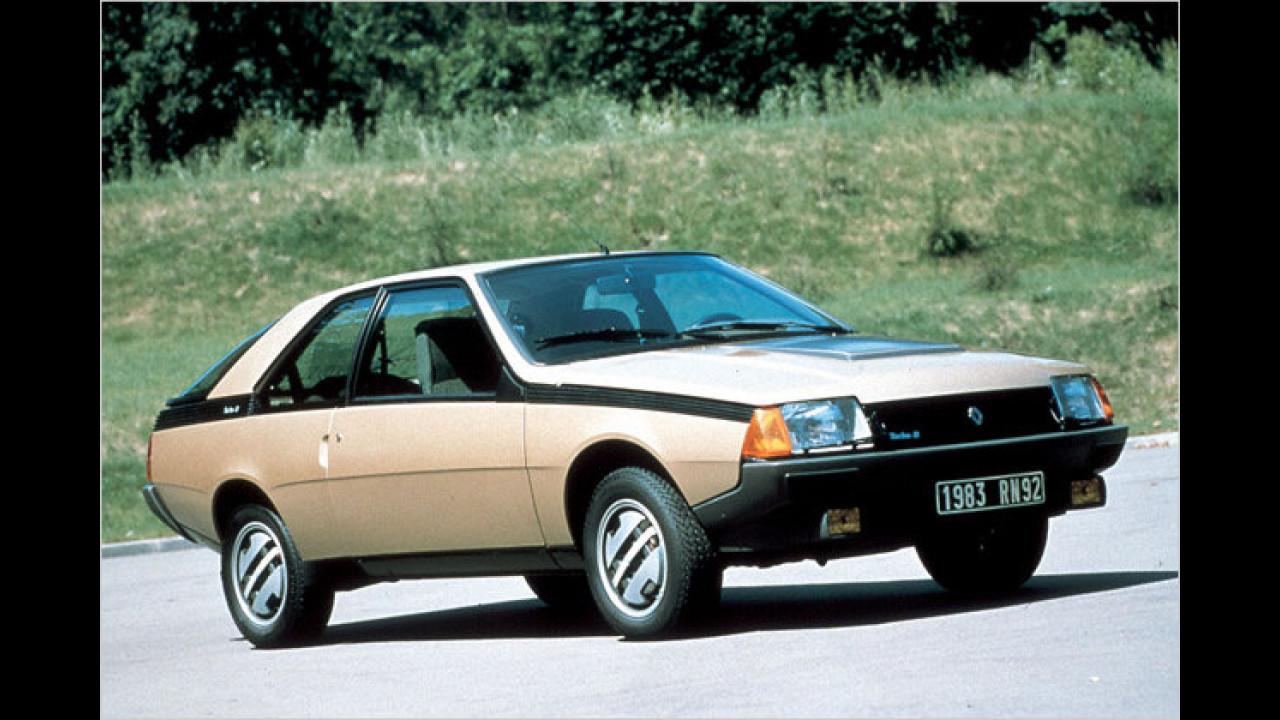 30 Jahre Renault Fuego