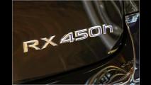 Lexus: Sauber ins Gelände