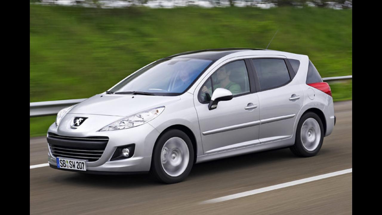 Peugeot 207 SW HDi 90 Filou