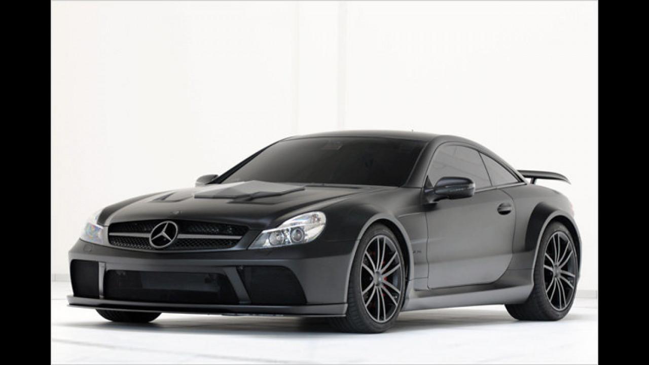 Mercedes als PS-Gigant