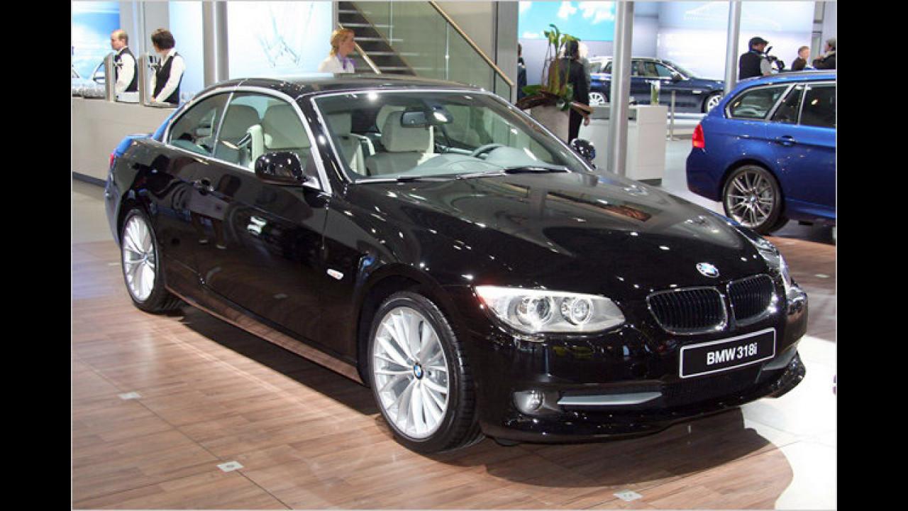 BMW 3er Cabrio/Coupé Facelift