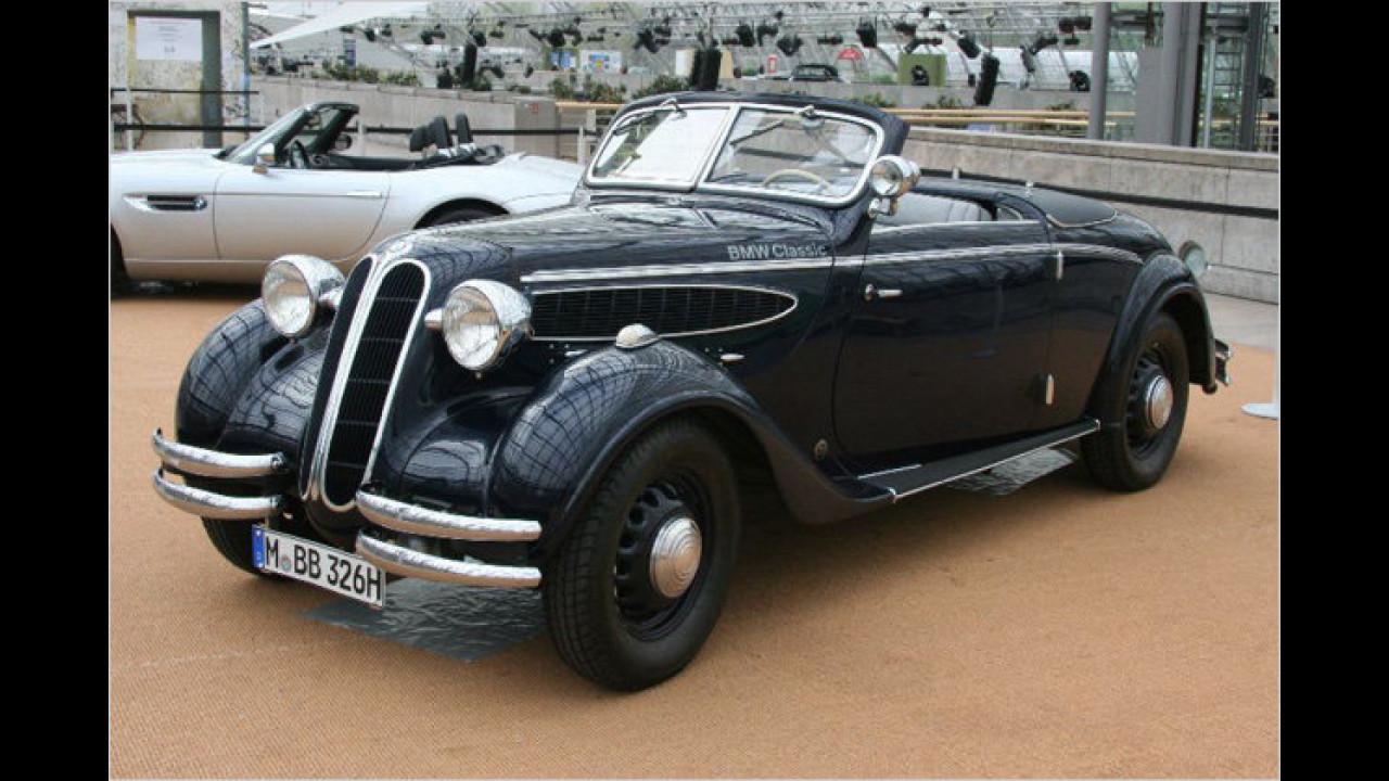 BMW 326 Sport-Kabriolett Gläser (1938)