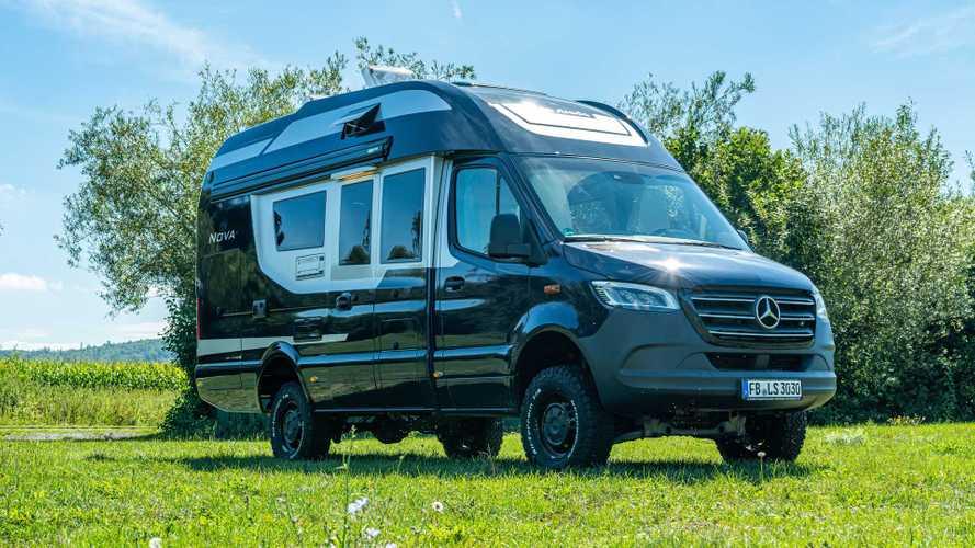La Strada Nova M - Un camping-car aux airs de motorhome tout-terrain