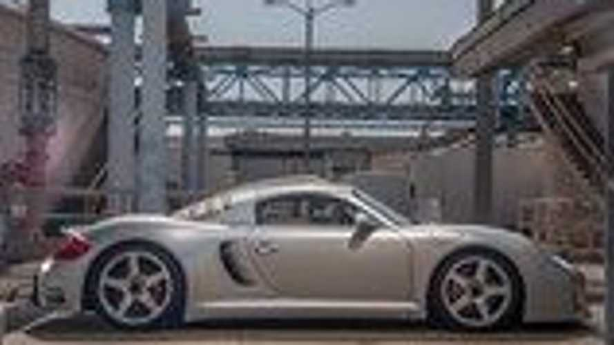 Now's Your Chance to Own The Rare and Wild RUF CTR3