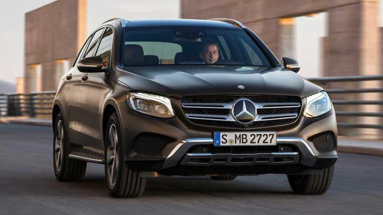Mercedes GLC (2015)