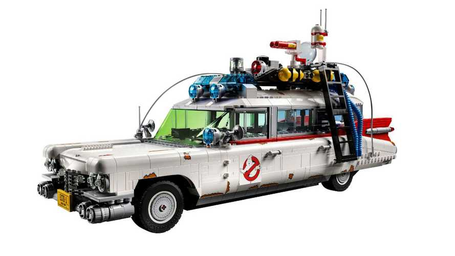 Lego reveals giant Ghostbusters Ecto-1 set with 2,352 pieces