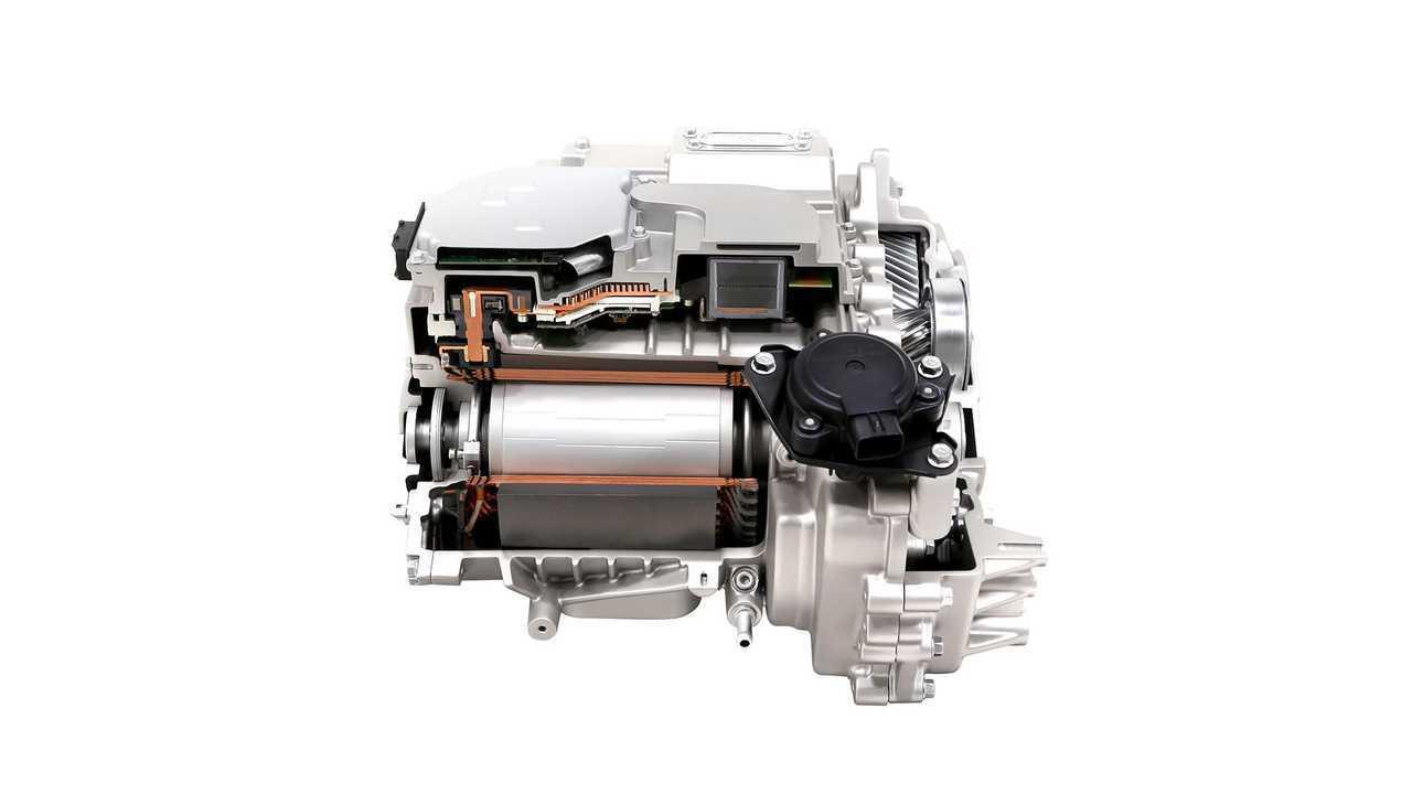 E-GMP - Rear Traction Motor