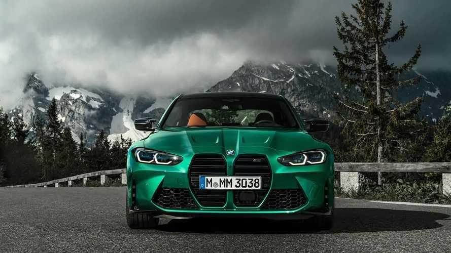 BMW, l'evoluzione della calandra