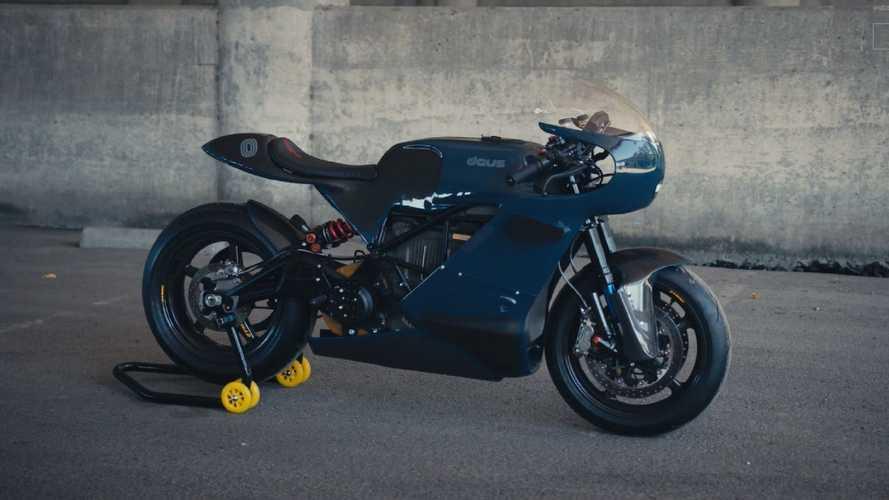 Zero Motorcycles SRS by Deus Ex Machina