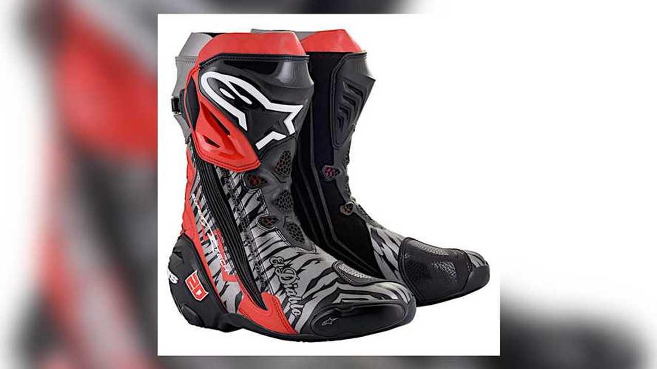 Alpinestars Limited Edition El Diablo Supertech R Boots